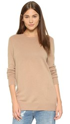 Equipment Rei Cashmere Sweater Camel
