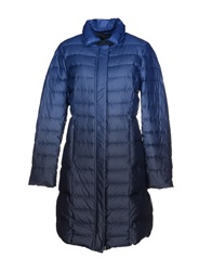 Max And Co. Down Jackets Pastel Blue