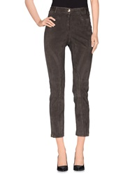 Loro Piana Casual Pants Dark Brown