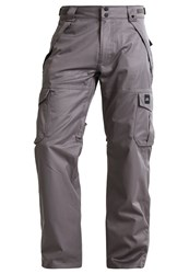 Oakley Arrowhead Waterproof Trousers Forged Iron Dark Grey