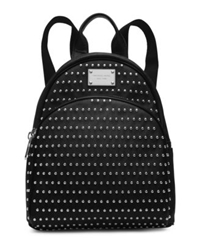 Michael Kors Jet Set Travel Small Studded Backpack Black