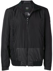 Hugo Boss Jonn Bomber Jacket Black