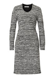 Betty Barclay Embellished Knitted Dress Black