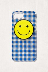Urban Outfitters Smiley Iphone 8 7 6 Case Multi