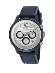 Breil Milano Stainless Steel Chronograph Watch Blue Green