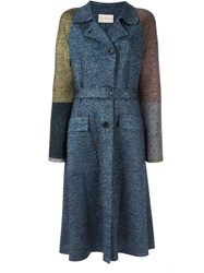 Christopher Kane Patchwork Trench Women Polyester S