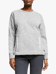 The North Face Crescent Sweater Tnf Light Grey Heather