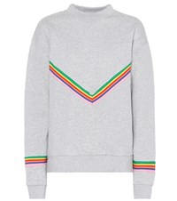 Etre Cecile Cotton Sweater Grey