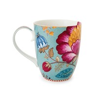 Pip Studio Fantasy Blue Mug Large