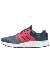 Adidas Performance Galaxy 3 Trainer Sports Shoes Collegiate Navy Ray Red Core Black Blue