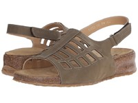 Haflinger Morgan Khaki Women's Sandals