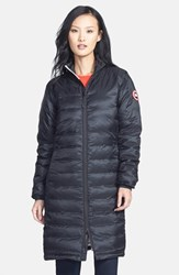 Canada Goose Women's 'Camp' Slim Fit Long Packable Down Coat