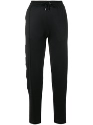 Marcelo Burlon County Of Milan Flags Track Trousers Black