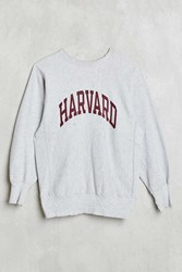 Urban Renewal Vintage Champion Harvard Sweatshirt Assorted