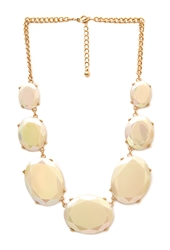 Forever 21 Charmed Bauble Necklace