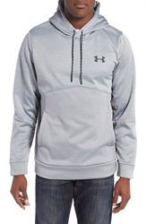 Under Armour Men's Storm Icon Twist Hoodie Steel