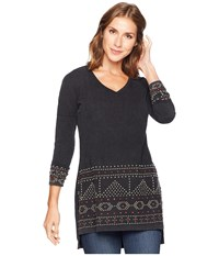 Double D Ranchwear Boulders Tunic Black Clothing