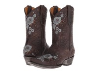Old Gringo Shelby Chocolate Cowboy Boots Brown