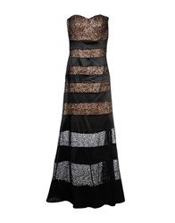 Bagatelle Dresses Long Dresses Black