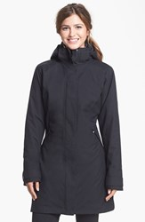 Women's Patagonia 'Vosque' 3 In 1 Parka Black