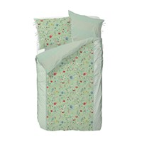 Pip Studio Hummingbirds Light Green Duvet Cover Single