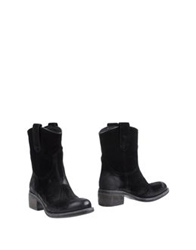 Enrico Fantini Ankle Boots Brown