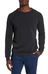 Alternative Apparel Men's 'The Champ' Sweatshirt Eco True Black Black