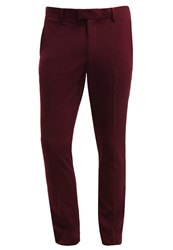 Kiomi Trousers Bordeaux