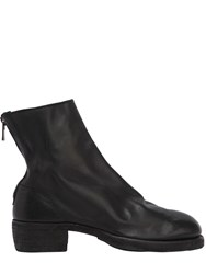 Guidi 1896 796Z Zipped Leather Boots