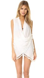 L Space Ocean Drive Dress Ivory