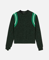 Stella Mccartney Multicoloured Crewneck Jumper