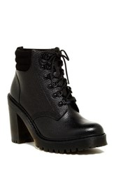 Dr. Martens Persephone Faux Fur Lined Boot Black
