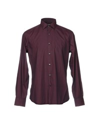Ingram Shirts Dark Blue
