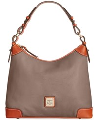 Dooney And Bourke Pebble Hobo