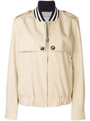 J.W.Anderson Jw Anderson Panel Detail Jacket Neutrals