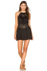 Beach Riot Midnight Dress Black