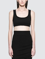 Alexander Wang Fleece Bralette