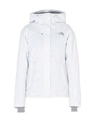 The North Face Coats And Jackets Jackets White