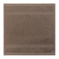 Amara Egyptian Cotton Towel Funghi Brown