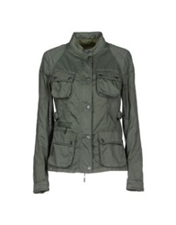 Brema Jackets Military Green