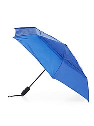 Shedrain Folding Umbrella Royal Blue