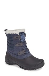 The North Face Shellista Ii Waterproof Boot Grisaille Grey Black