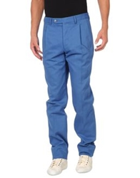 Marco Pescarolo Casual Pants Pastel Blue