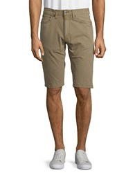 Lucky Brand Stretch Cotton Jean Shorts Cross Creek