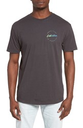 Quiksilver Men's Right Up Graphic T Shirt