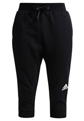 Adidas Performance Crossup 3 4 Sports Trousers Black