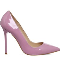 Office On To Point Patent Leather Courts Lilac Patent Leather