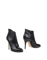 Jfk Footwear Ankle Boots Women Black