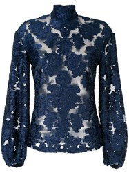 Alice Mccall Lace Pattern Blouse 60