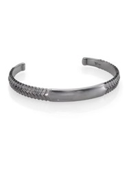 Stephen Webster Torque Bangle Bracelet Silver